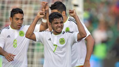 México 3-0 Guatemala: El 'Tri' inició su gira de amistosos con goleada 2...