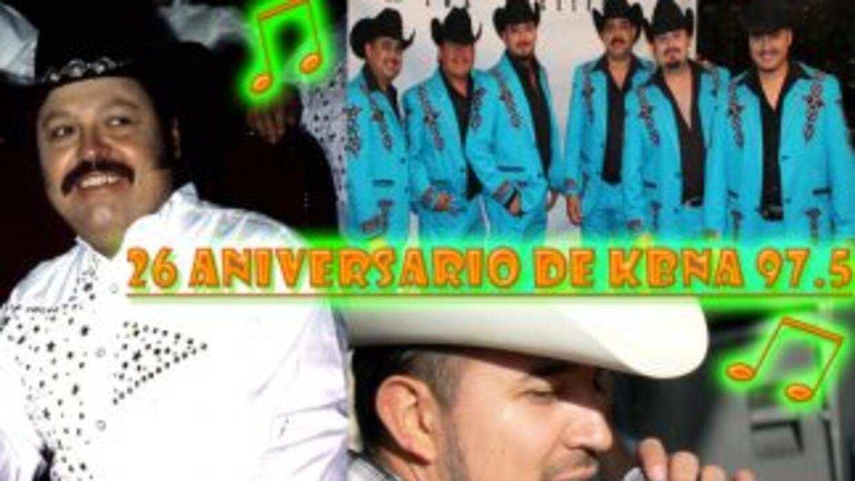 26 Aniversario de KBNA 97.5