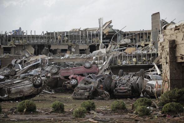 .El gobierno federal declaró zona de catástrofe el Condado de Moore. Nor...
