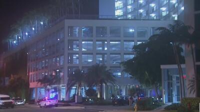 Investigan la muerte de un hombre dentro de un edificio de lujo en el noreste de Miami