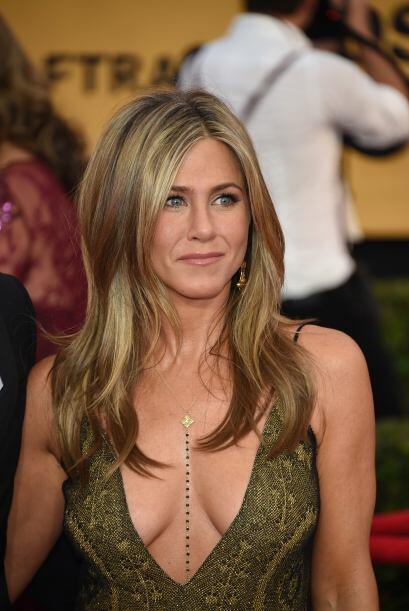 Aniston no consiguió ser nominada para un Oscar.