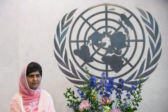 El reporte fue  publicado para conmemorar el cumpleaños de Malala, la ni...