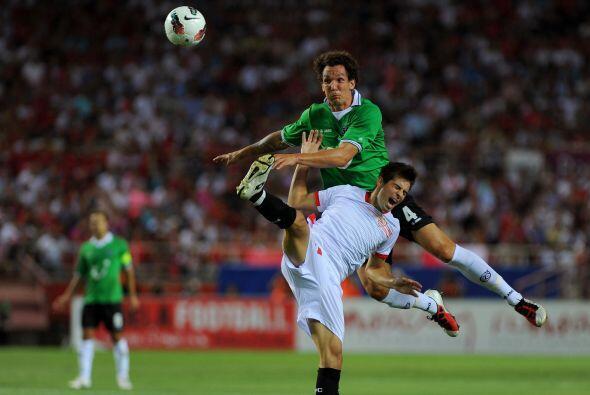 Sevilla igualó y necesitaba otro gol para obligar al alargue, per...