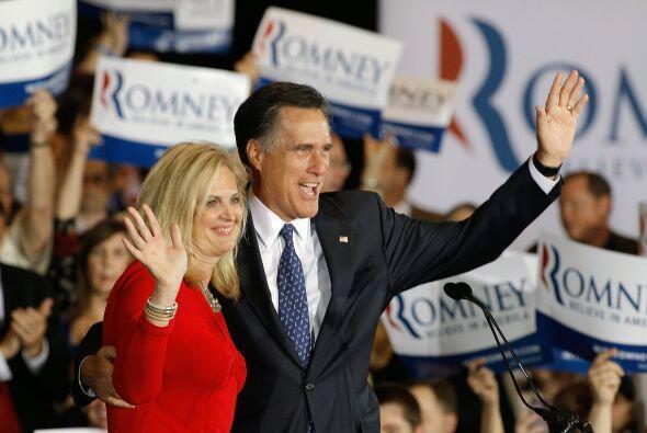 Romney ganó primarias en Illinois