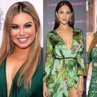 20 latinas que de verde se convierten en nuestro trébol de la suerte