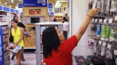 El crecimiento del consumo a 2.6 por ciento permitió tener un ligero rep...