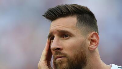 Las pruebas de que Lionel Messi jugó contra Francia: partido discreto del '10' argentino