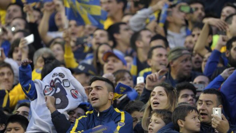 Los boletos para el juego entre Boca y River se agoaron en dos horas
