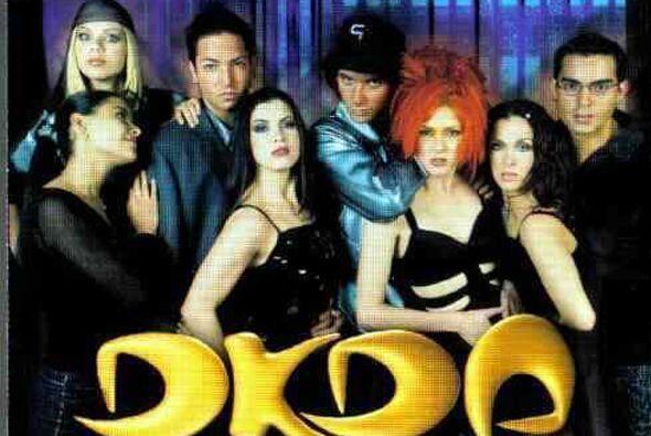 """Alessandra consiguió su primer trabajo en la pantalla chica con """"DKDA""""."""
