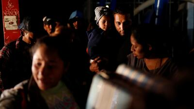 Líderes religiosos viajan a México con ayudas para los migrantes de la caravana