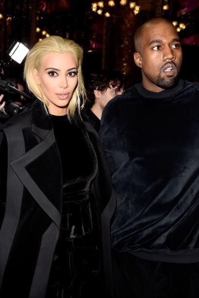 La Kardashian decidió cambiar radicalmente de look para sorprender en Pa...
