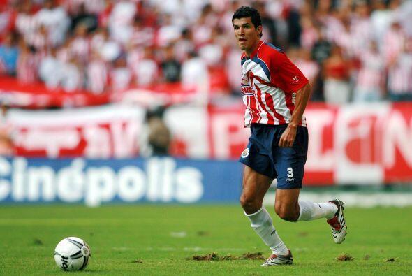 Francisco Rodríguez, el 'Maza' surgió del Guadalajara con quien tuvo tem...