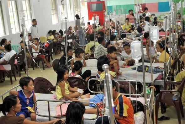 Loreto fue declarado en 'alerta roja' por las autoridades sanitarias par...