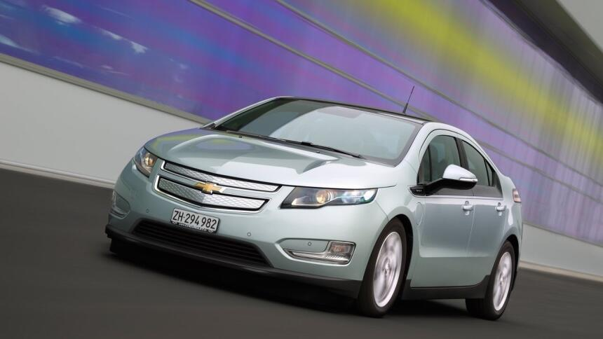 Estos son los autos con el índice de mortalidad más bajo en EEUU Chevrol...