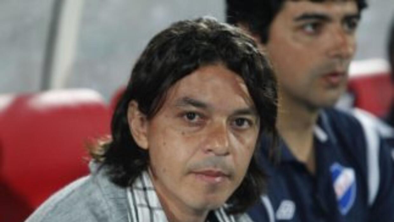 EL Nacional de Marcelo Gallardo cayó goleado por Cerro Largo.