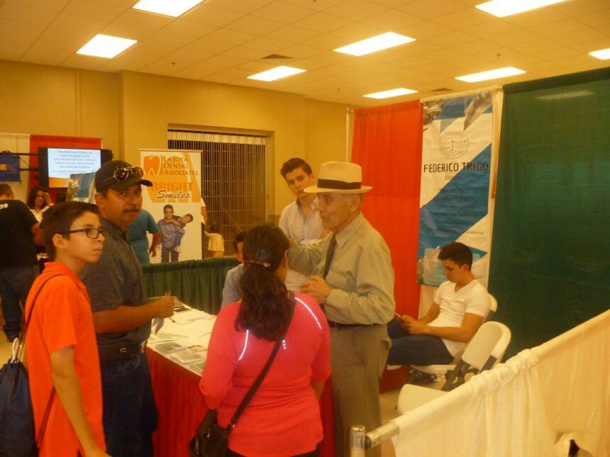 Feria de Salud y Ciudadanía en Fiestas Patrias P1040448.JPG