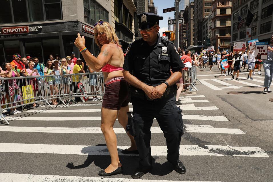Parade gay NY
