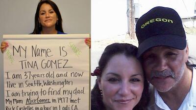 Facebook ayuda a reunir a padre e hija después de 37 años