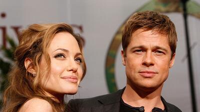 Últimas fotos de Angelina Jolie y Brad Pitt juntos