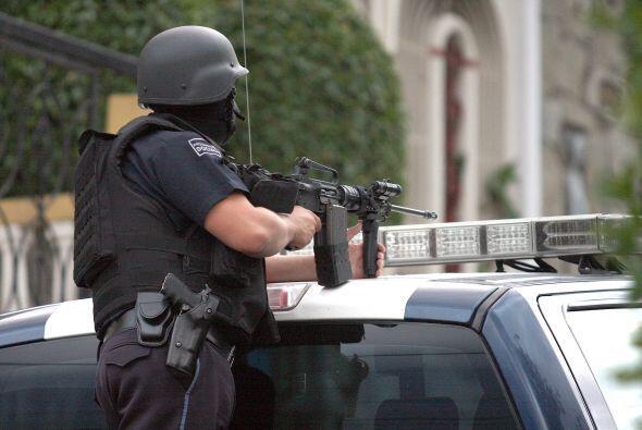 3 de agosto. La Secretaría de la Defensa Nacional mexicana (Seden...