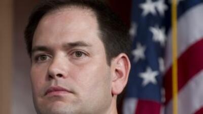 El senador Marco Rubio (republicano de Florida) responderá al discurso d...