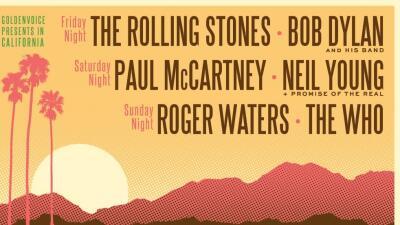 Bandas míticas del rock celebrarán un concierto iné...