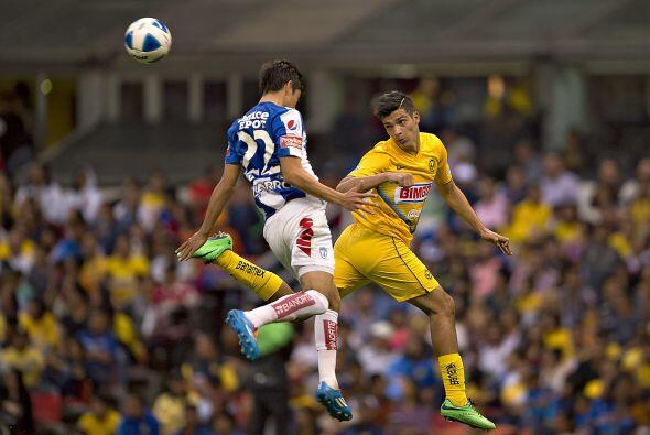Estos equipos se han enfrentado en 19 ocasiones en el Estadio Azteca des...