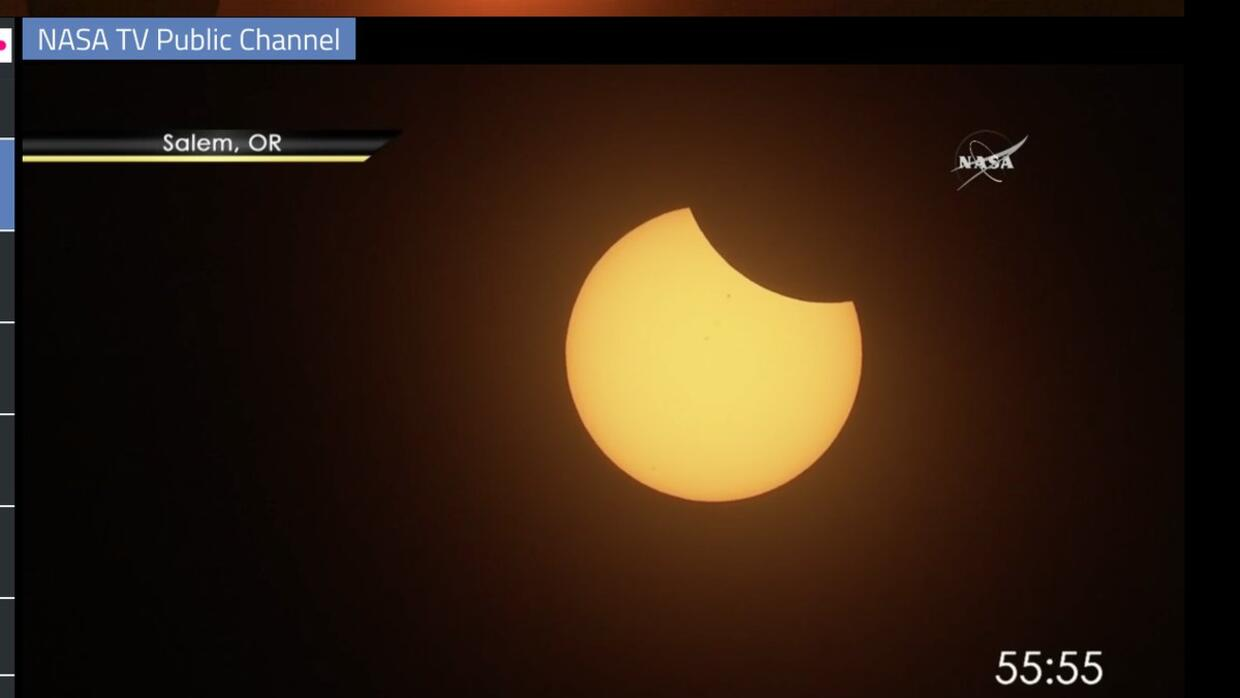 Eclipse Solar: todas las noticias del Eclipse Solar en Estados Unidos mi...