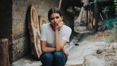 Adelanto en fotos de la serie de Marisela de Montecristo: La Joya que Revienta