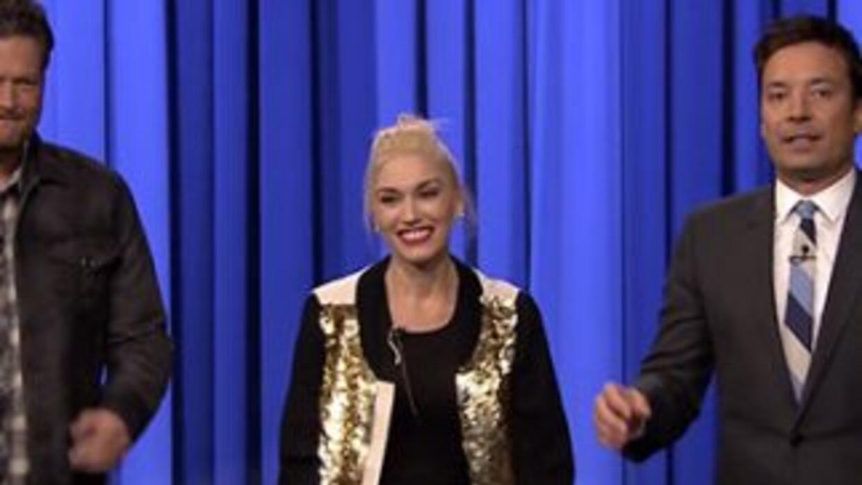 Fallon Gwen Stefani Lip Sync