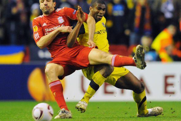 Los 'Reds' no han tenido un gran torneo en la Liga inglesa y ven mayores...