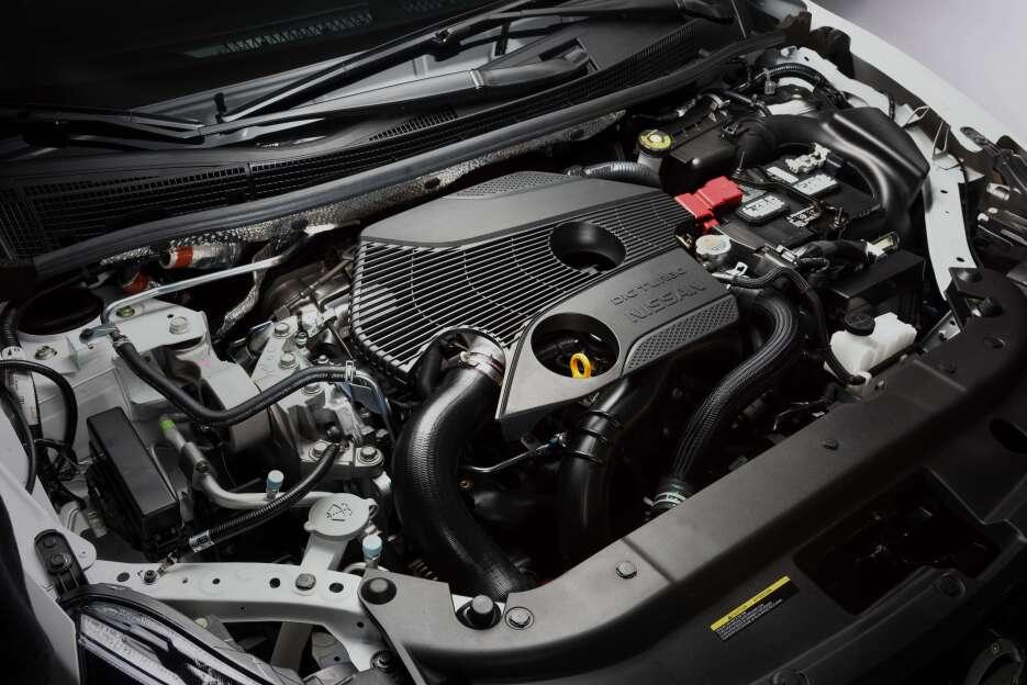 Este es el nuevo Nissan Sentra NISMO