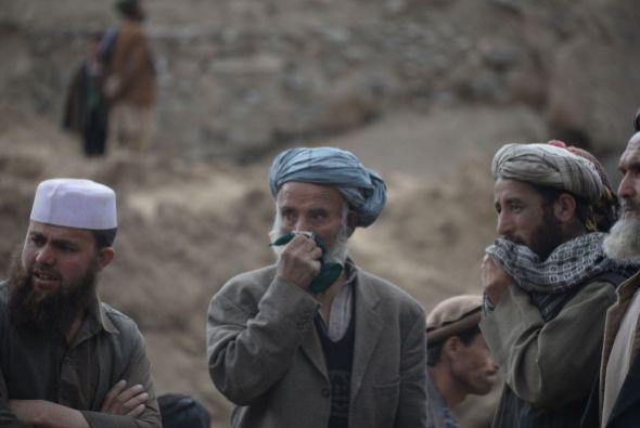 Shah Wali Adeeb, gobernador de la provincia de Badakhshan, escenario del...