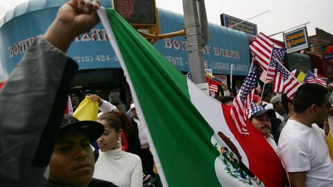 Más de medio millón de indocumentados viven en el estado de Nueva York,...