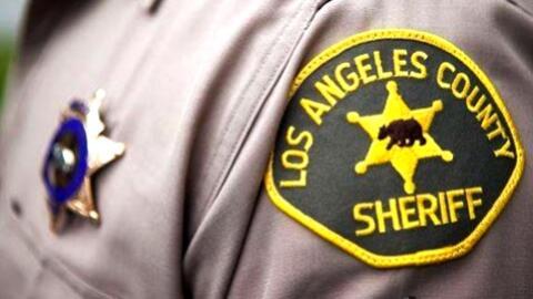 Departamento del Sheriff de Los Ángeles.