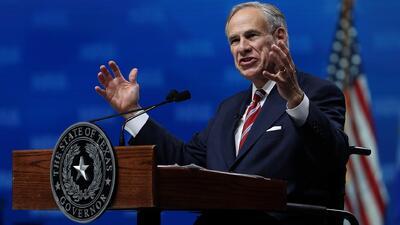 Gobernador de Texas hace un llamado al Congreso para el fortalecimiento de las leyes migratorias