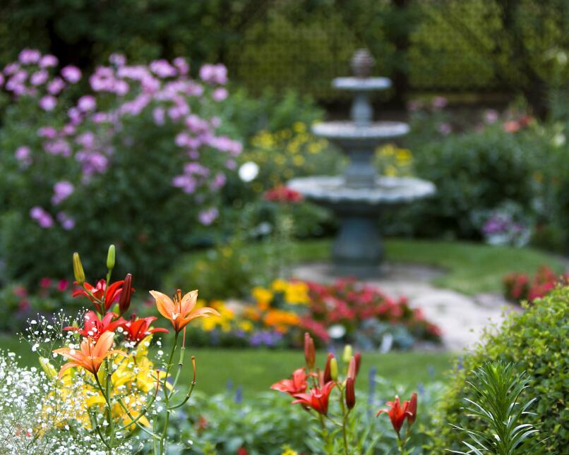 Diseños de jardines para inspirarse