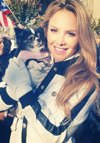 """""""Me enamore de la gente Linda del #bronx y de este perrito"""", aseguró Xim..."""