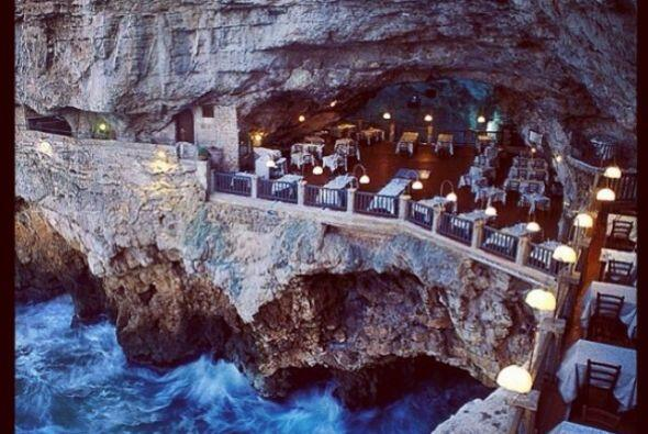 Te imaginas una cita romantica con tu pareja en este lugar!   Foto Cr&ea...