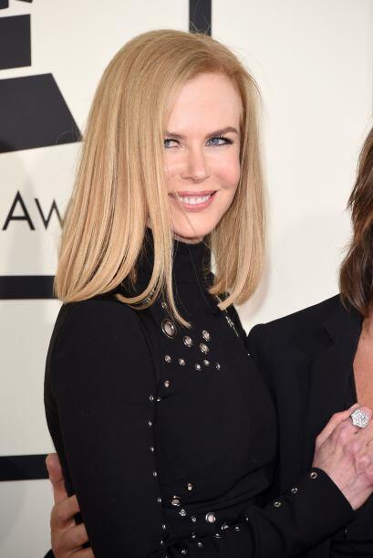 Un sencillo, pero estilizado lacio 'long bob' como el de Nicole Kidman.
