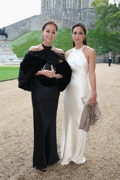 Isabel Presyler y Tamara Falco. Mira aquí lo último en chismes.