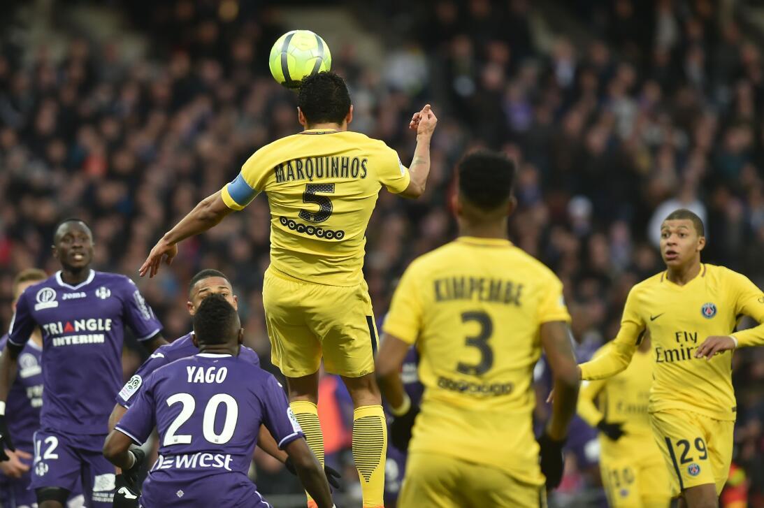 El triunfo motiva al PSG para la visita al Real Madrid el miércoles en l...