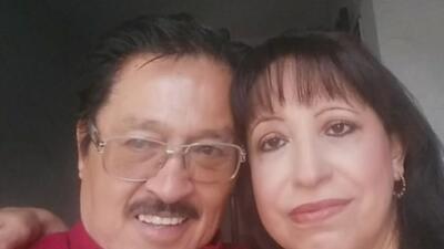 Manuel y Martha García, de Fresno, California.