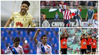 Lo mejor de la jornada dos del Apertura 2016