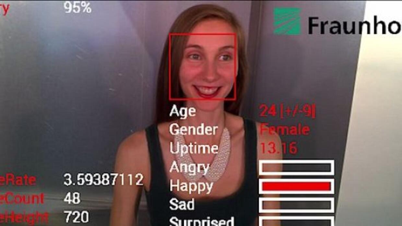 La gente de Fraunhofer Institute desarrollo una app para Google Glass qu...