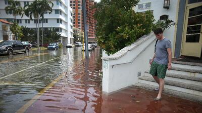 Estas son las ciudades de EEUU que podrían a inundarse a finales de siglo debido al alza en el nivel del mar