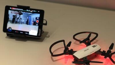 Drones ayudarán a combatir el crimen en Los Ángeles