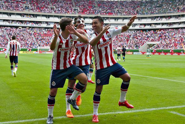 Chivas inició el Clausura 2015 metido en una crisis pero al paso...