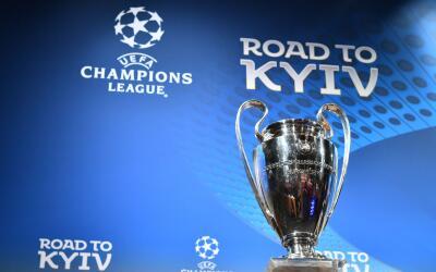 Comienza el mejor nivel de la Champions, duelos que se disputarán...