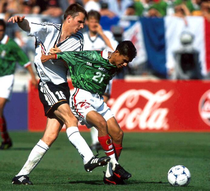Si Raúl Rodrigo Lara no hubiera fallado en Francia 1998 19990219_274.jpg